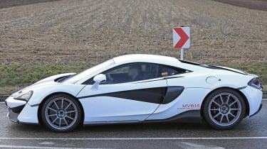 McLaren Artura lead up - 14