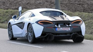 McLaren Artura lead up - 12