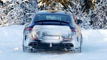 Mercedes-AMG GT73 4-Door hybrid