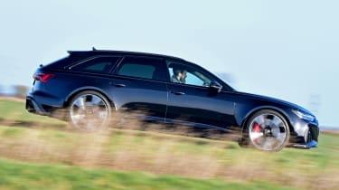 Audi RS6 Avant – side