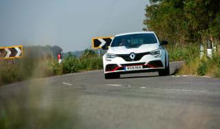 Renault Megane RS Trophy front
