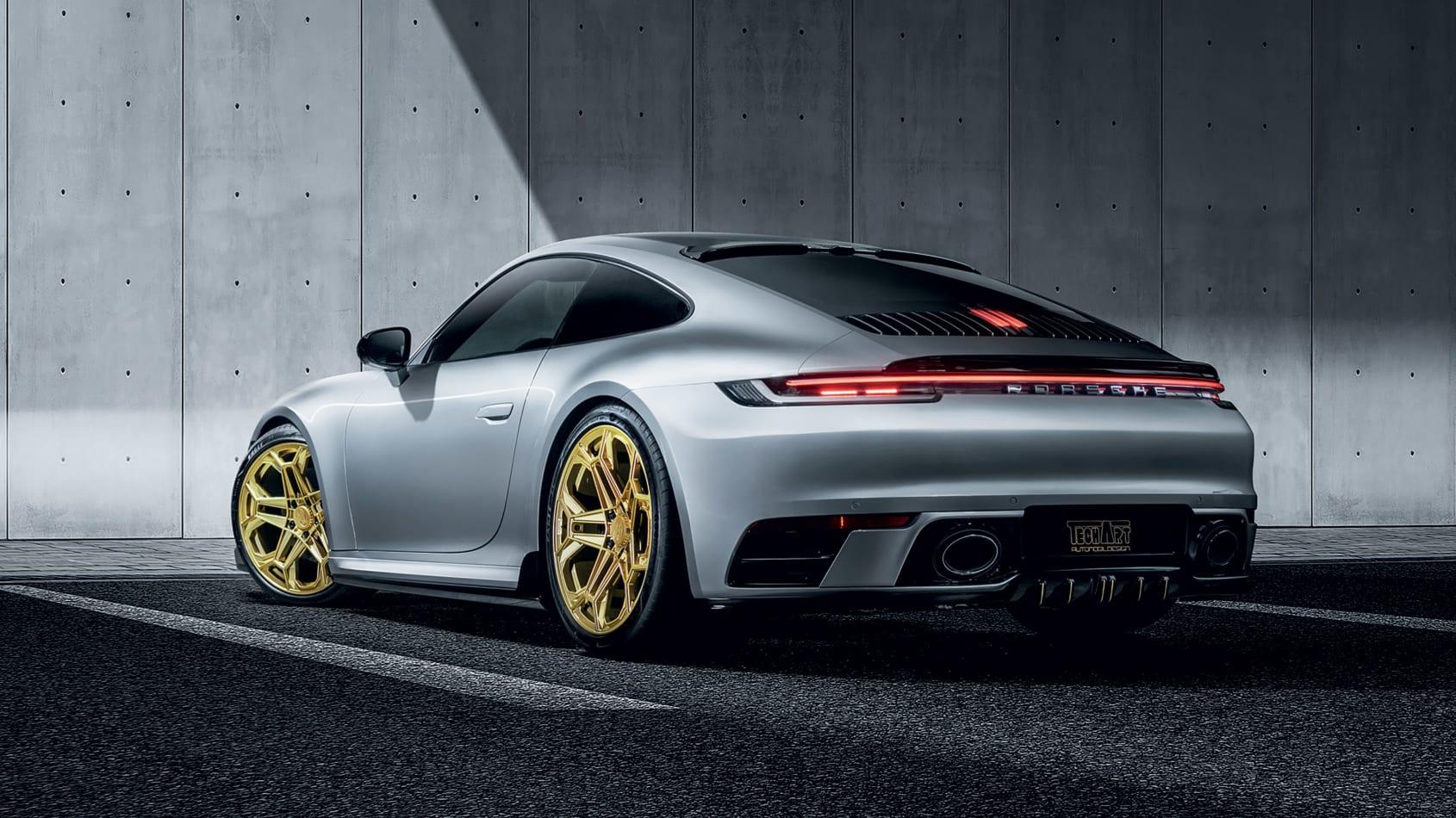 Techart 992 Porsche 911 Carrera Porsche 992 Forum