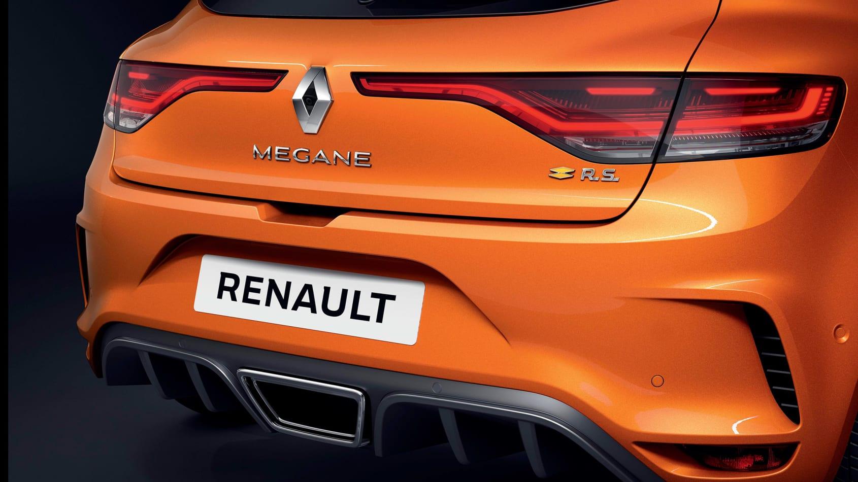Renault Megane IV Phase II (2020) 25