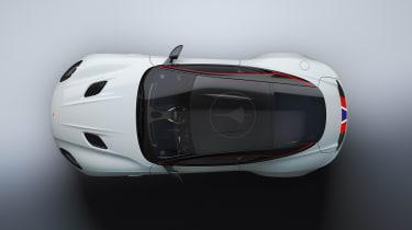 Aston Martin DBS Superleggera Concorde top