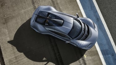 Mercedes-AMG Project One top