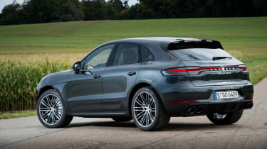 2020 Porsche Macan Turbo review - pictures | Evo