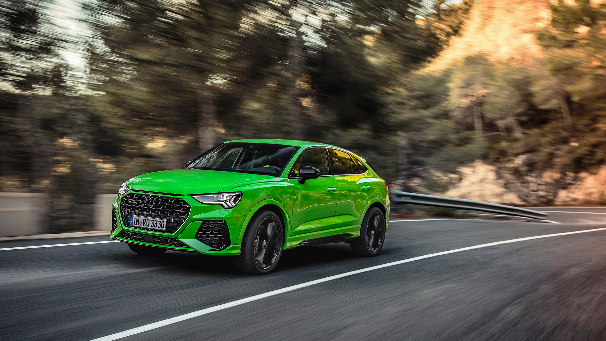 New Audi Rs Q3 And Rs Q3 Sportback Arrive With 394bhp Evo