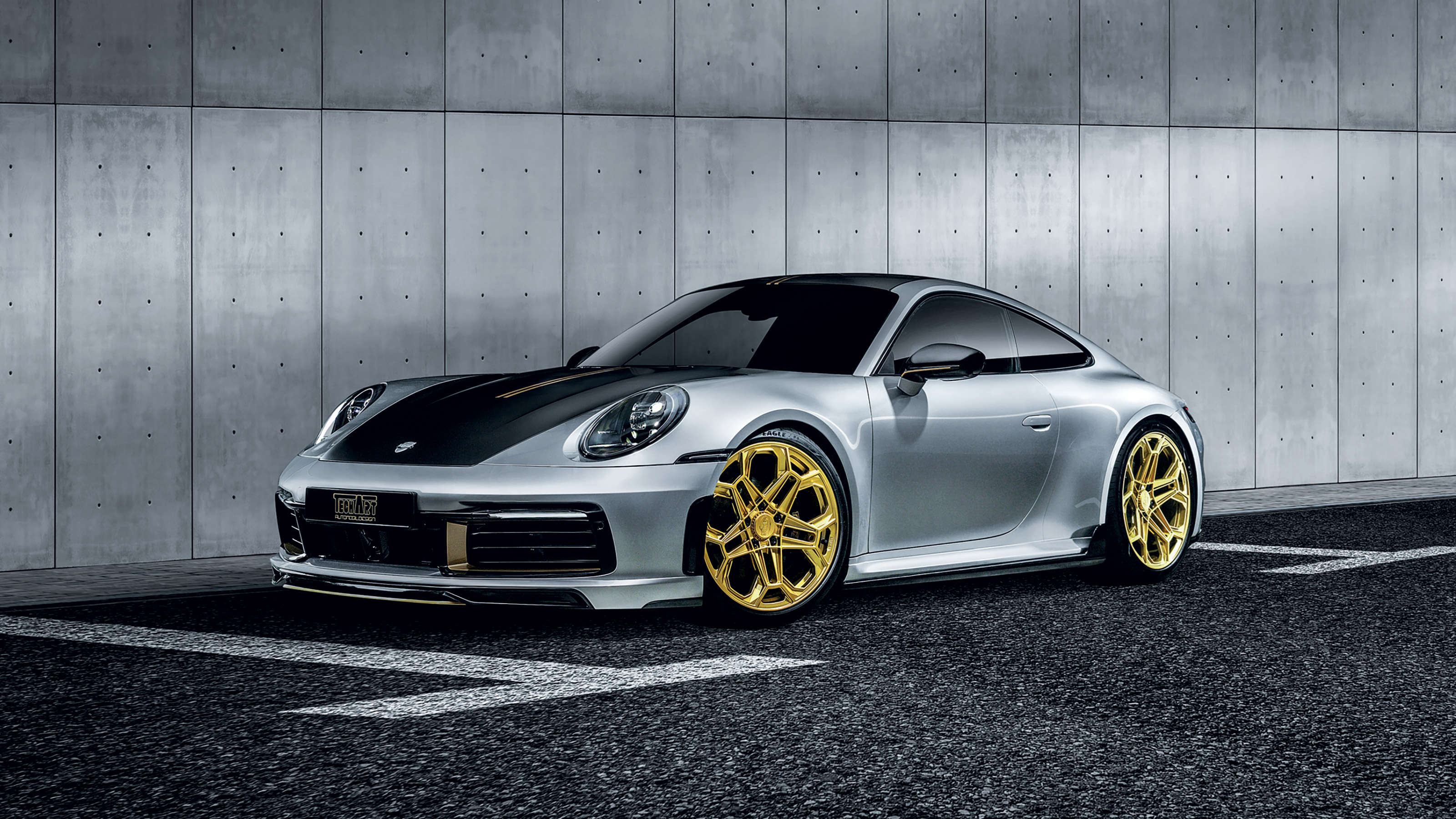 Audi Tt For Sale >> Techart 992 Porsche 911 Carrera 4S boasts more power than ...