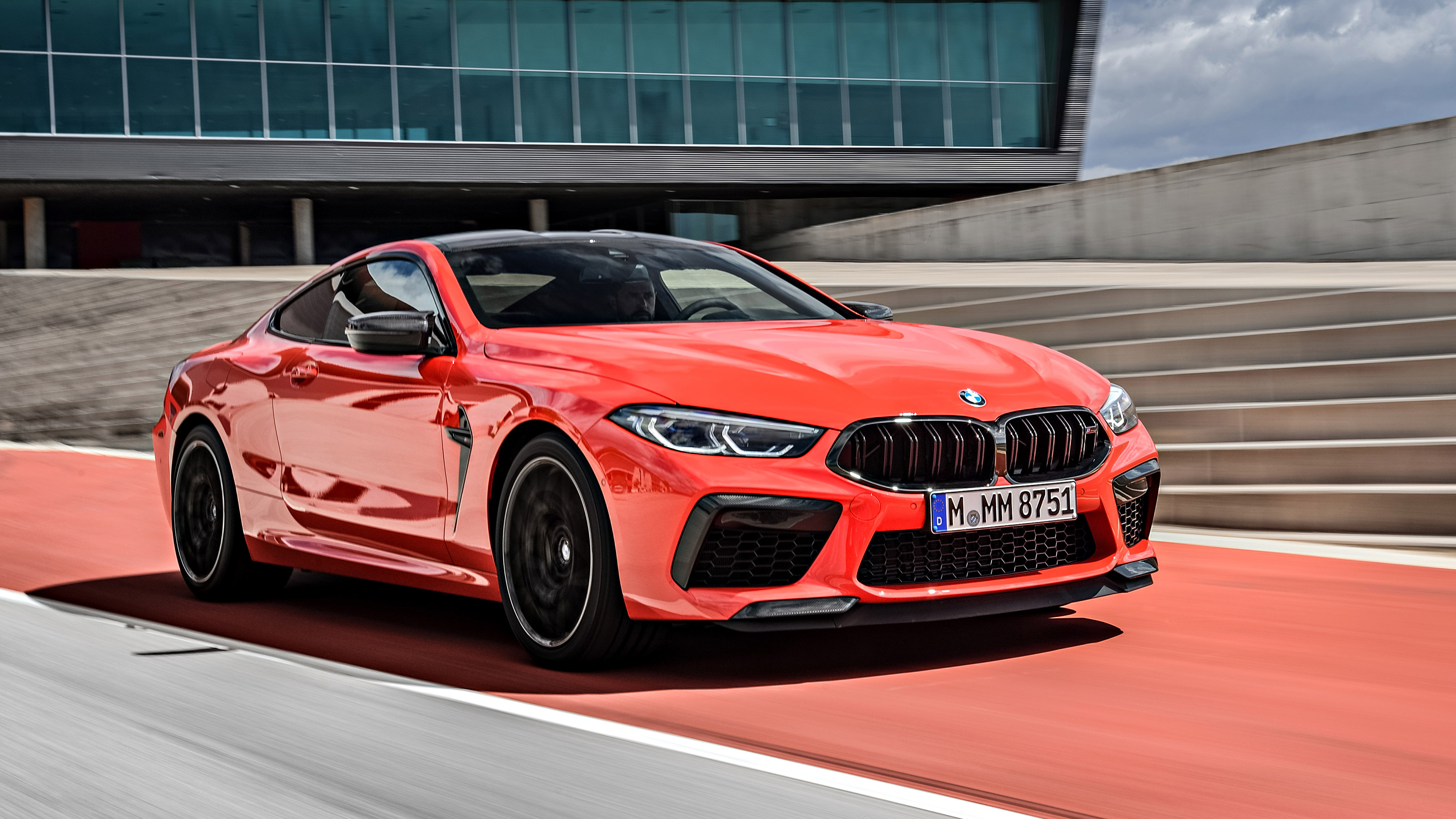 2019 bmw m8 competition review