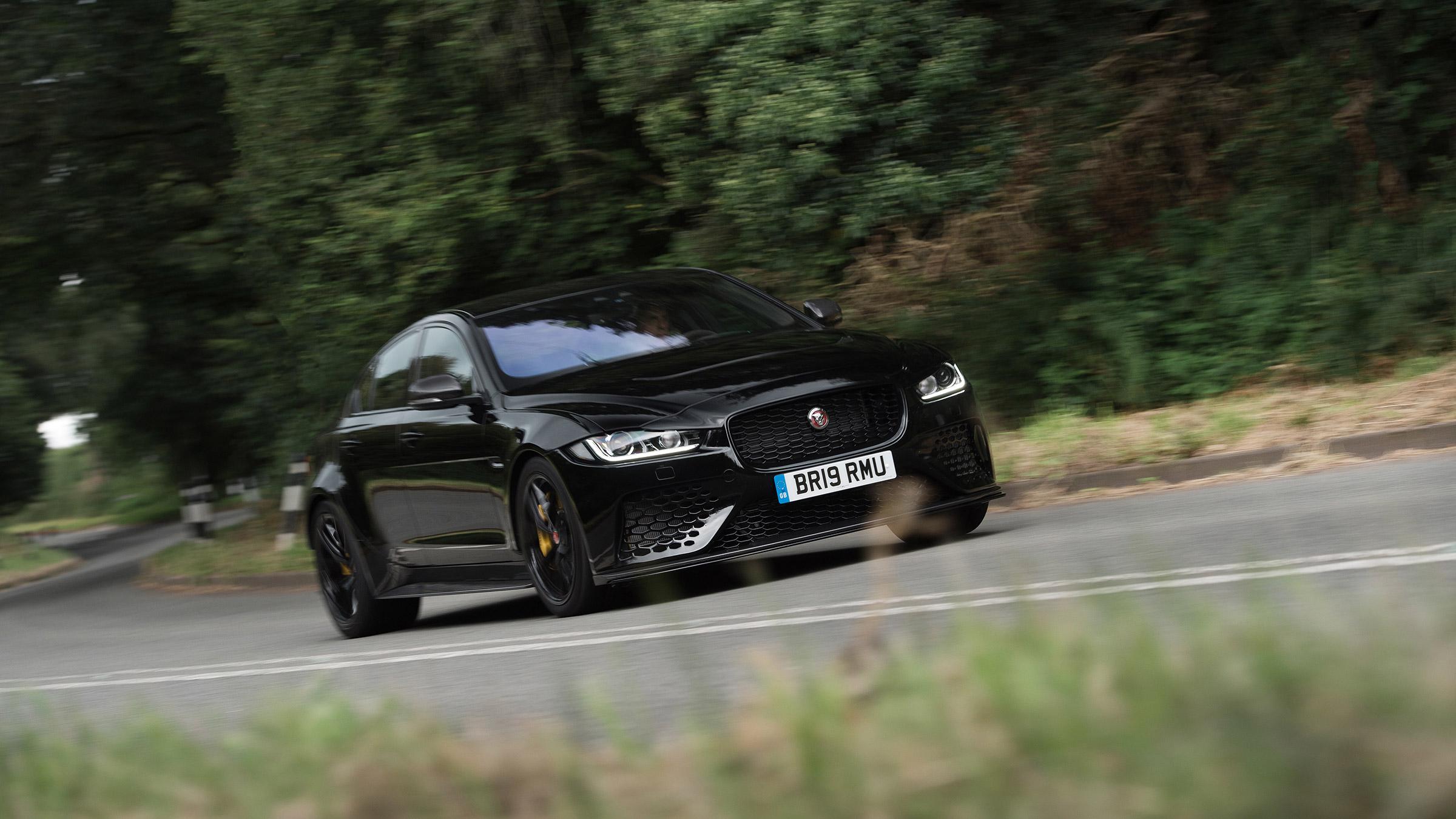 Jaguar Xe Sv Project 8 Review Evo