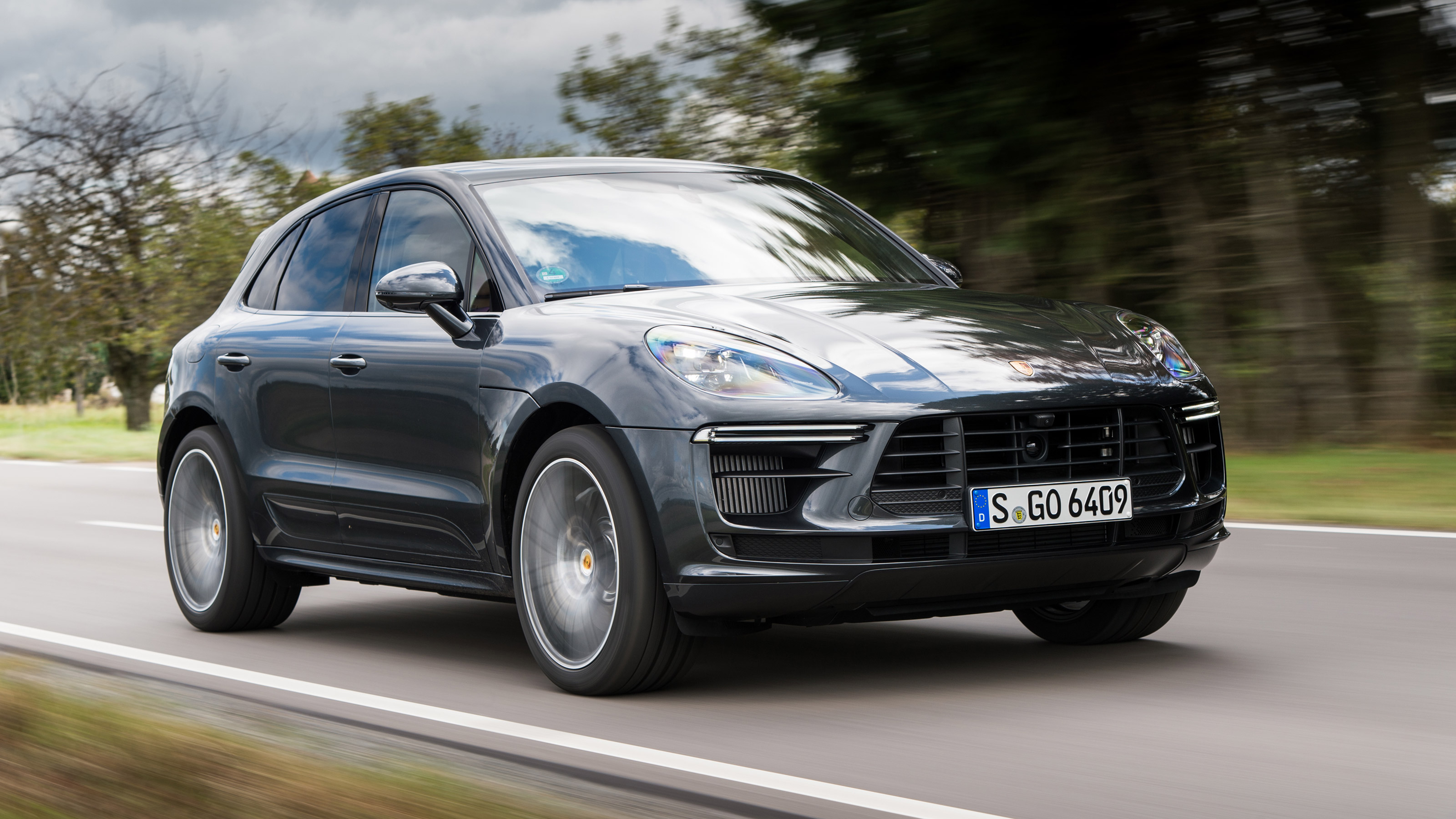 Porsche Macan Turbo Performance Package Review Rapid Suv