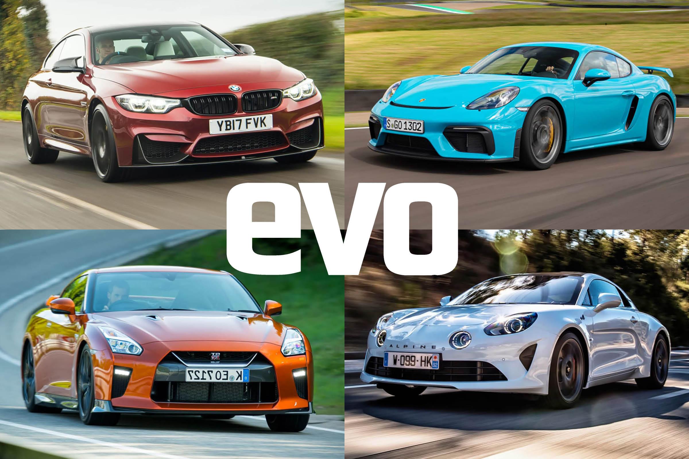 Best Car 2020.Best Sports Cars 2020 Evo