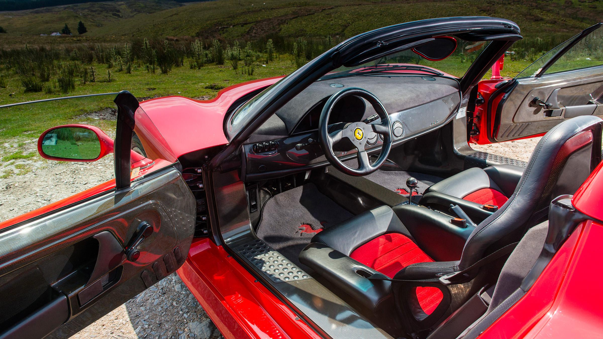 Ferrari F50 Review History Prices And Specs Evo