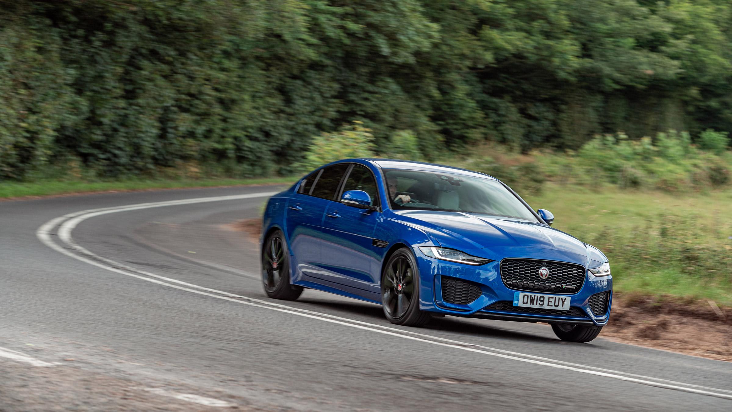 Jaguar XE D180 HSE R-Dynamic AWD review - the driver's ...