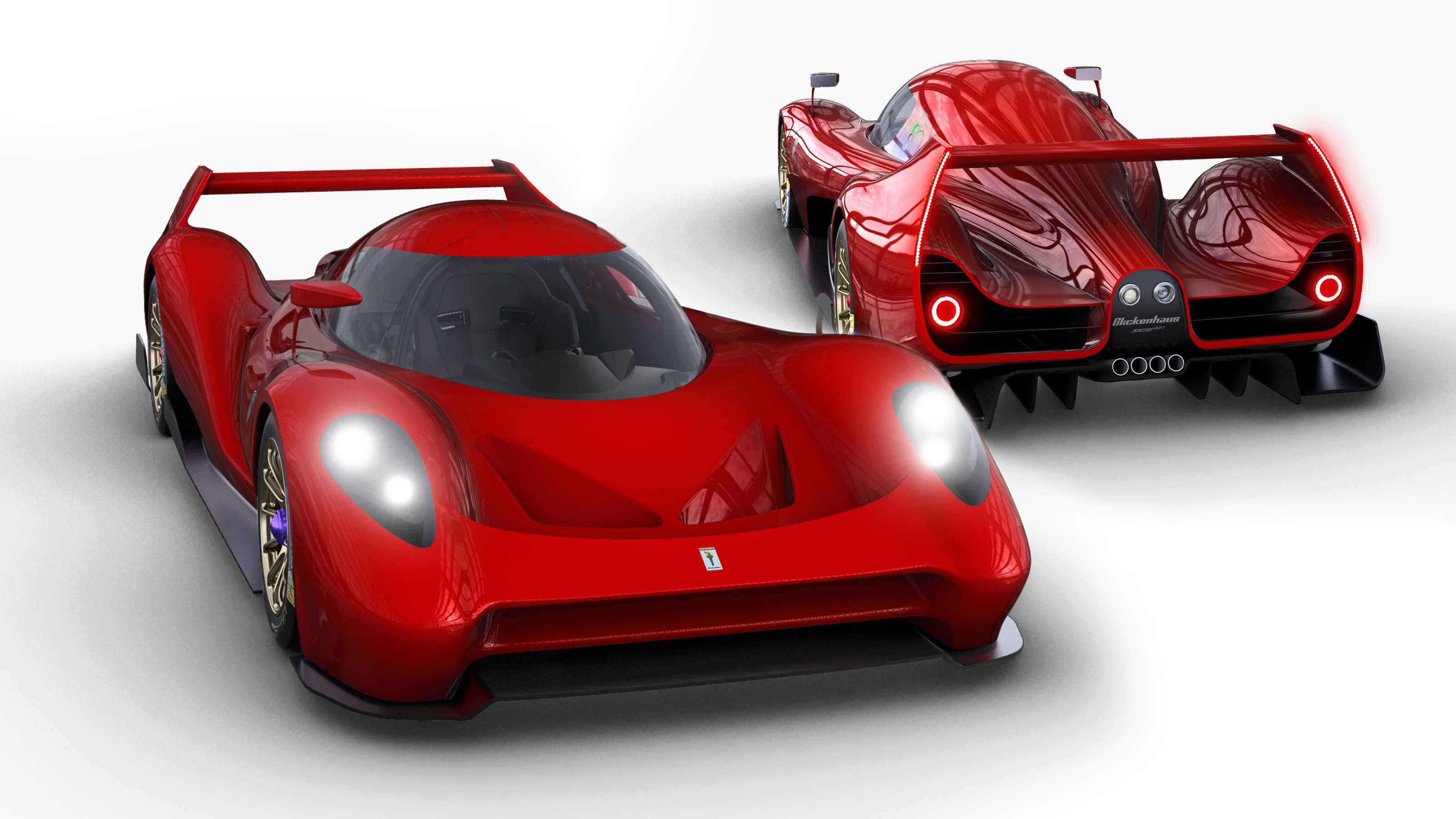 Glickenhaus 007 Le Mans hypercar to receive twin-turbocharged V8