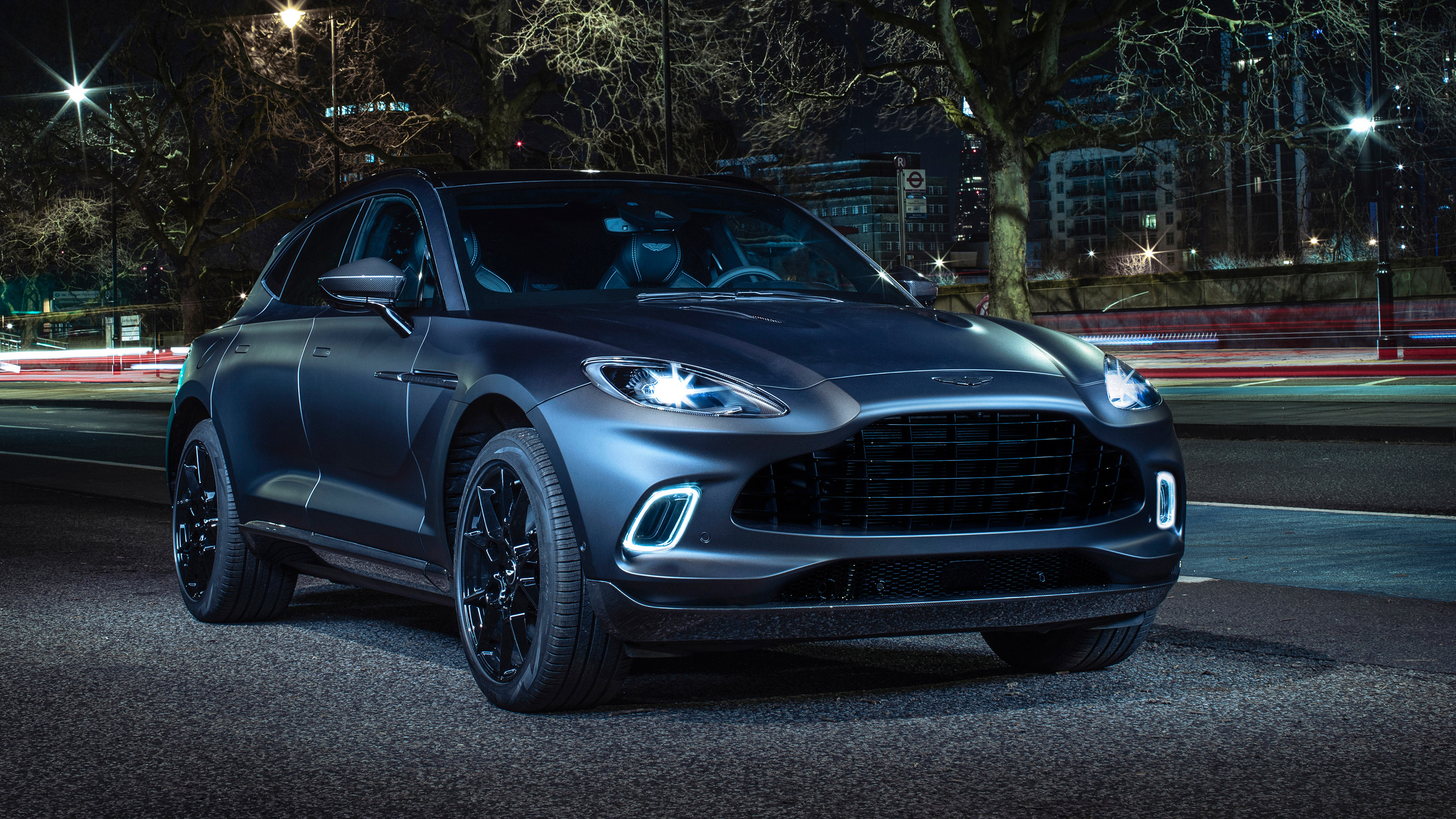 Aston Martin Dbx Unveiled With Q Customisation Evo