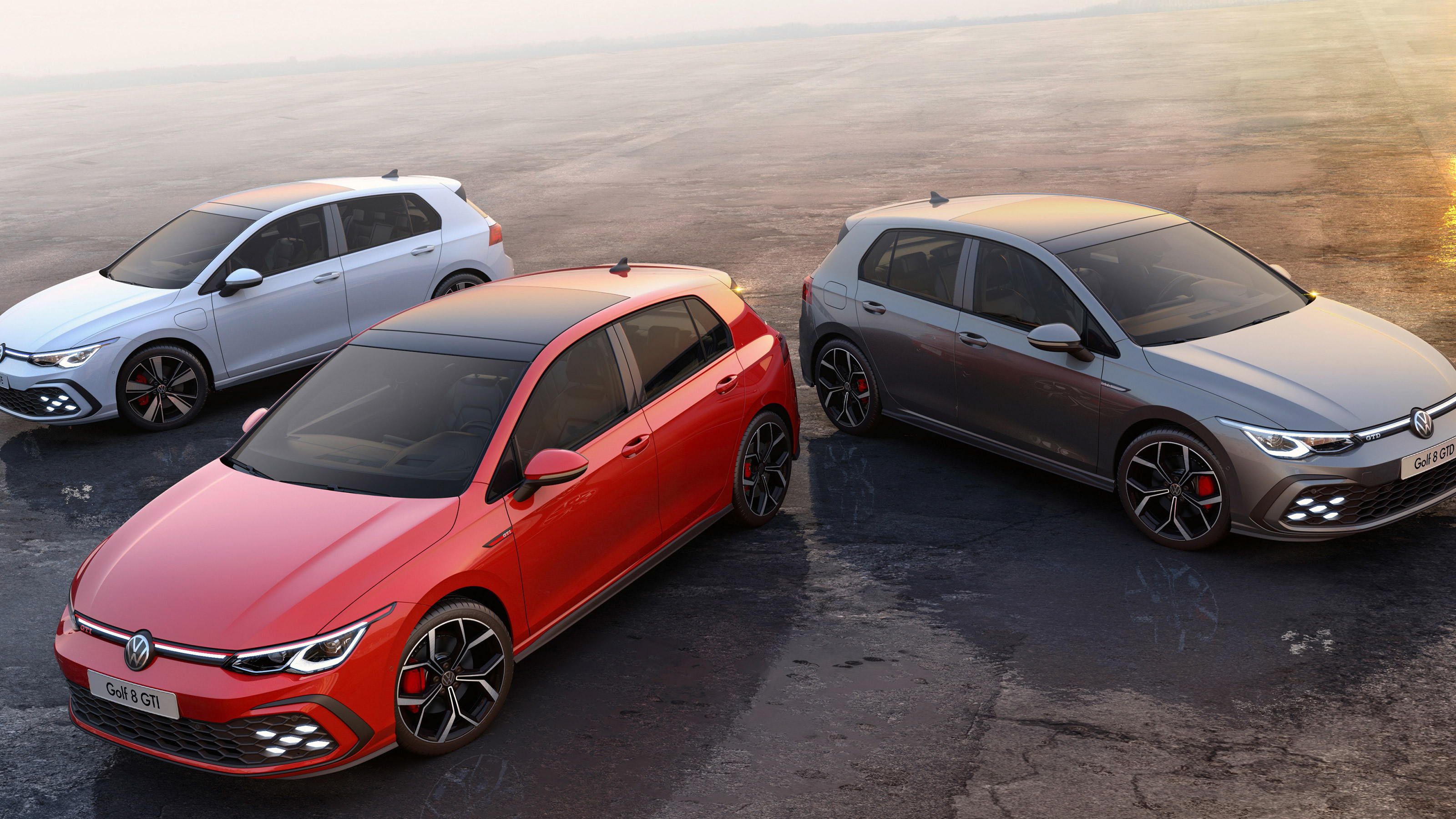 New 2020 Volkswagen Golf Gti Tech Insights Revealed Plus Details On The Gte And Gtd Evo